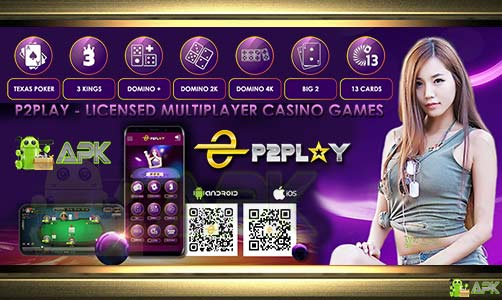 P2Play Poker Indonesia